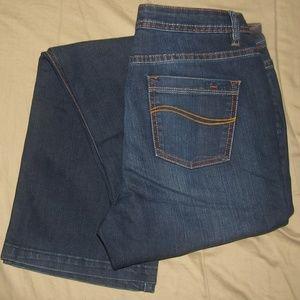 REBA Boot Cut Denim Jeans